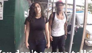 Przemoc wobec kobiet zaczyna się na ulicy