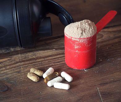 Odżywka białkowa to ważny suplement diety osób aktywnych fizycznie.