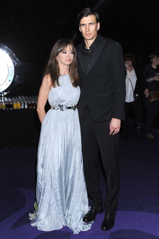 Ania Przybylska i Jarosław Bieniuk