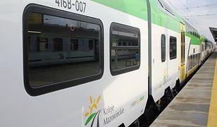 Nowe wagony i lokomotywy już w Kolejach Mazowieckich