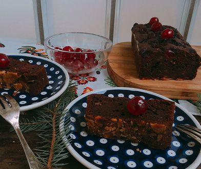 Ciasto czekoladowe z bakłażanem i wiśniami. Hit wśród warzywnych wypieków