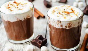 Prawdziwa gorąca czekolada. Lepsza niż produkt w proszku