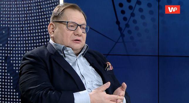 Ryszard Kalisz jest obrońcą Stefana Niesiołowskiego