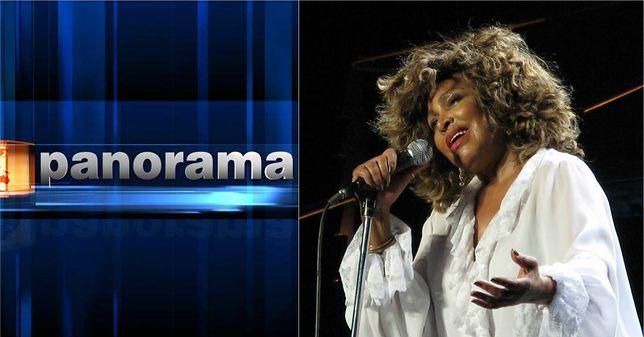 Tina Turner nie żyje. Taką informację podała Panorama TVP