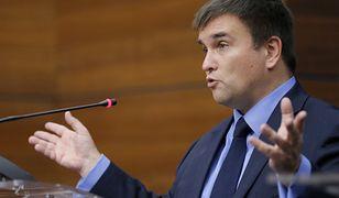 Klimkin: przeszłość może być zrozumiana tylko poprzez dialog historyczny