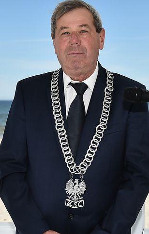 Nożownik, który zaatakował burmistrza Łeby Andrzeja Strzechmińskiego został zatrzymany