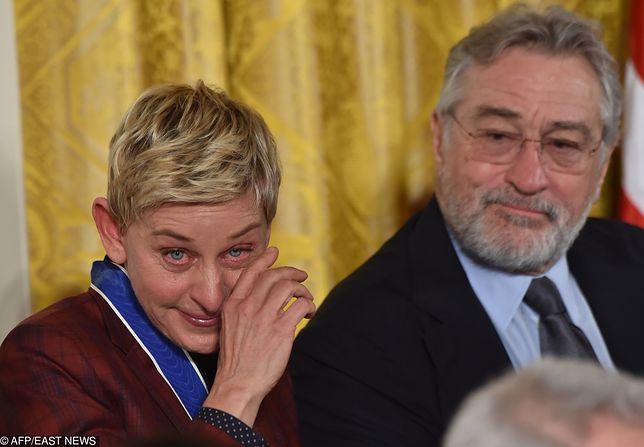 Ellen DeGeneres była molestowana przez ojczyma. Opowiedział o tym w programie