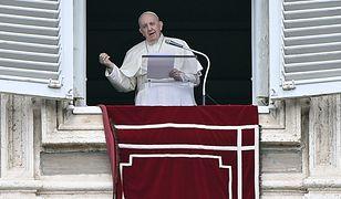Mocny głos z Watykanu. Papież reaguje ws. Ukrainy