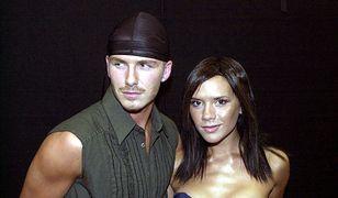 Victoria i David Beckham, tak wyglądali kiedyś