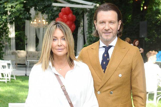 """Radosław Majdan i Małgorzata Rozenek będą gośćmi """"Top Model"""""""