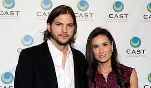 Demi Moore opowie o trójkątach z Ashtonem Kutcherem. Aktorka napisała wspomnienia