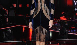 """""""The Voice of Poland"""": Halinka Mlynkova w odważnej sukience"""