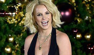 Gdzie bluzka? Britney Spears znowu zaskoczyła fanów