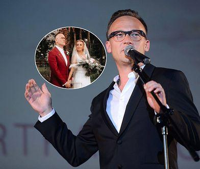 Bartosz Prokopowicz wziął ślub. Było pięknie!