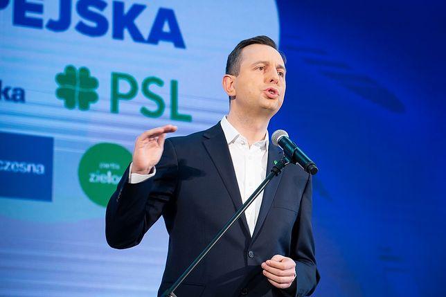 Wybory prezydenckie. Władysław Kosiniak-Kamysz wierzy w dobry wynik.