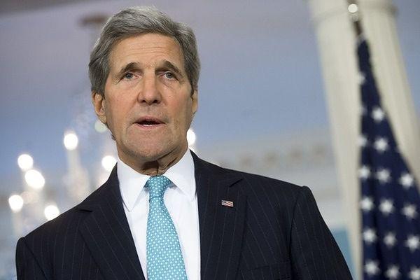 Kilka eksplozji w Afganistanie po wizycie Johna Kerry'ego