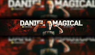 Daniel Magical prawdziwym królem internetu. Pokazuje rodzinę i zarabia na tym pieniądze
