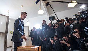 Zwycięzca wyborów w Czechach Andrej Babisz