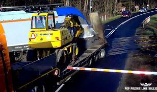 Zbąszyń. Mamy nagranie wjazdu ciężarówki przed pociąg z Berlina