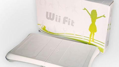 Wü Fit - sprytna podróbka Wii Fit
