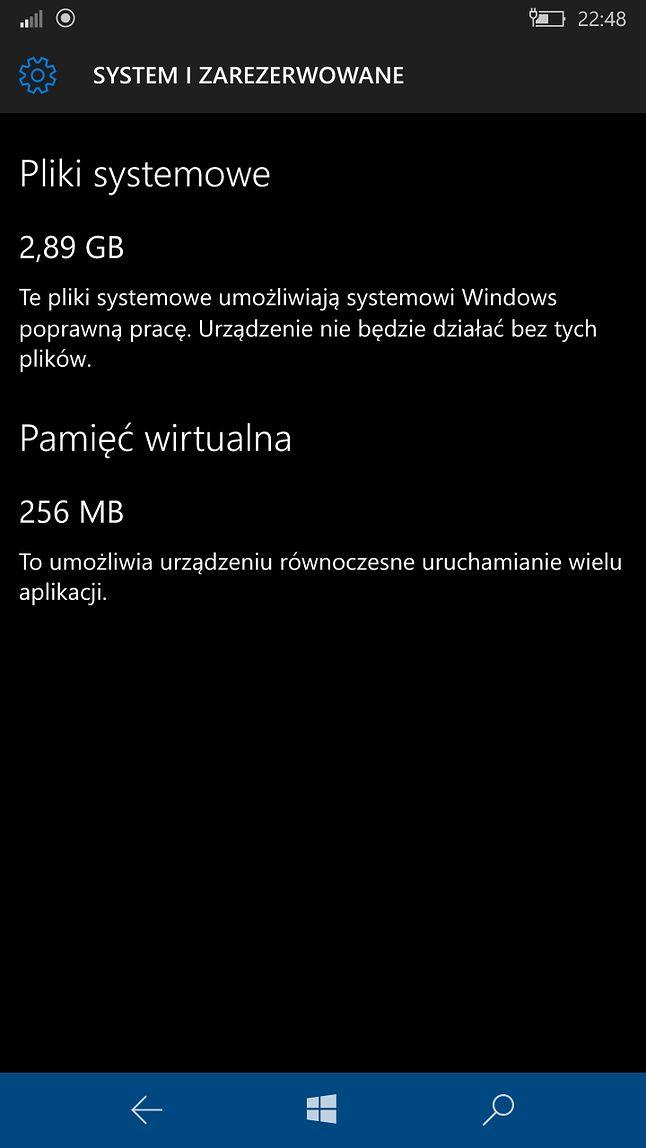 Wydaje mi się, że to wciąż mała wartość - wbrew temu, co niektórzy twierdzą (wspominają coś o 5 GB o.O)