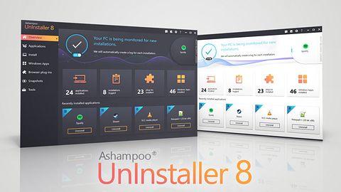 Ashampoo UnInstaller 8: porządne i wygodne sprzątanie Windowsa. Chcesz licencję?