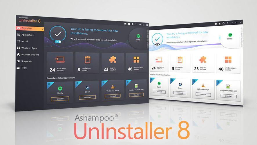 Możesz zdobyć licencję na Ashampoo UnInstaller 8