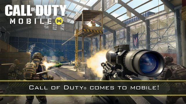 """Call of Duty: Mobile"" - ""Call of Duty"" zmierza na iOS i Androida"