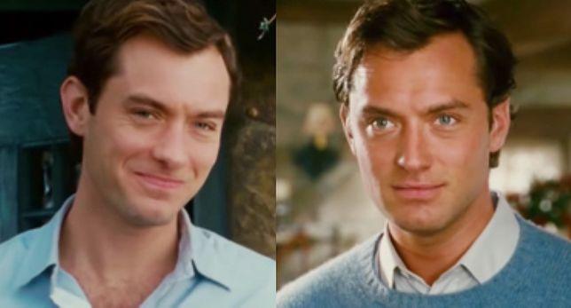 """Jude Law wyjawił sekret po 14 latach. W """"Holiday"""" co chwilę wyglądał inaczej"""
