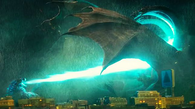 """""""Godzilla II: Król potworów"""": Rycz, mała, rycz! [RECENZJA]"""