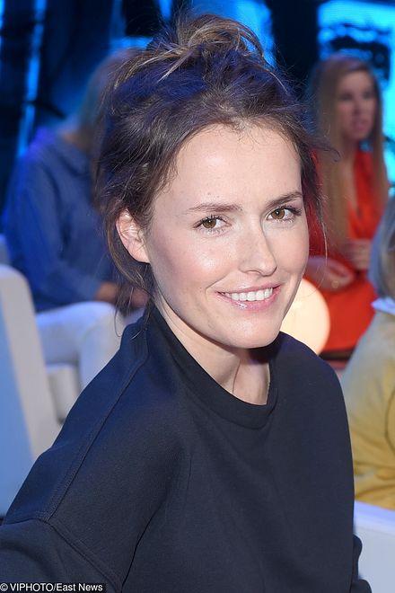 Olga Frycz o partnerze