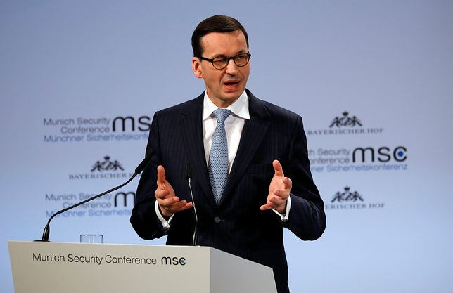 Morawiecki brał udział w Konferencji Bezpieczeństwa