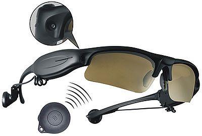1. Okulary z kamerą i mikrofonem