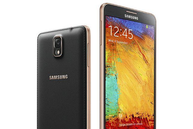 Samsung Galaxy Note 3 rozprawia się z lustrzanką [wideo]
