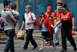 Pekin - tu lepiej nie oddychać 4 dni w tygodniu