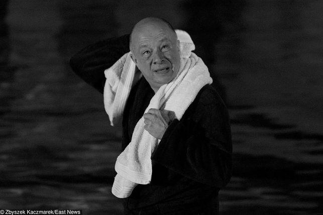 Nie żyje Andrzej Brzeski. Aktor przegrał walkę z rakiem