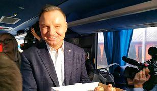 Andrzej Duda zapłaciłby dzisiaj znacznie więcej za jaja, chleb oraz cukier. Zaoszczędziłby za to na oleju