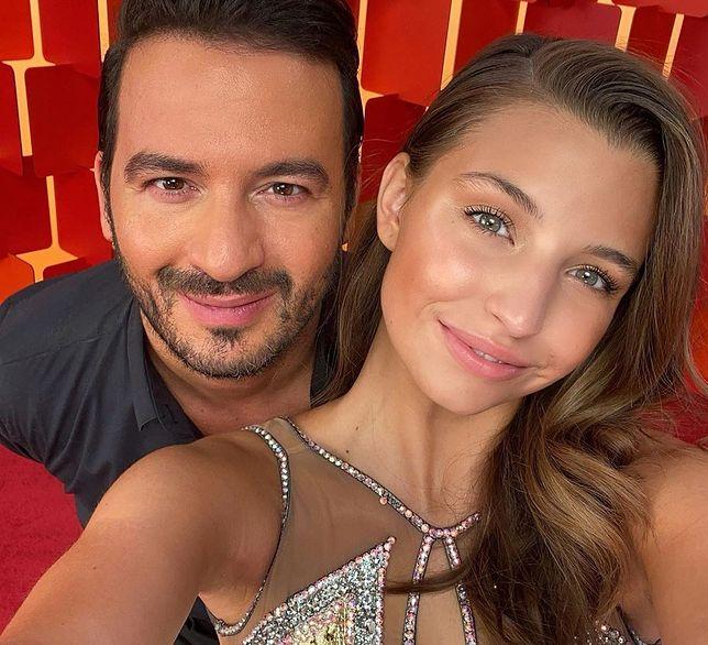 Julia Wieniawa i Stefano Terrazzino niebawem znów zatańczą w programie na żywo