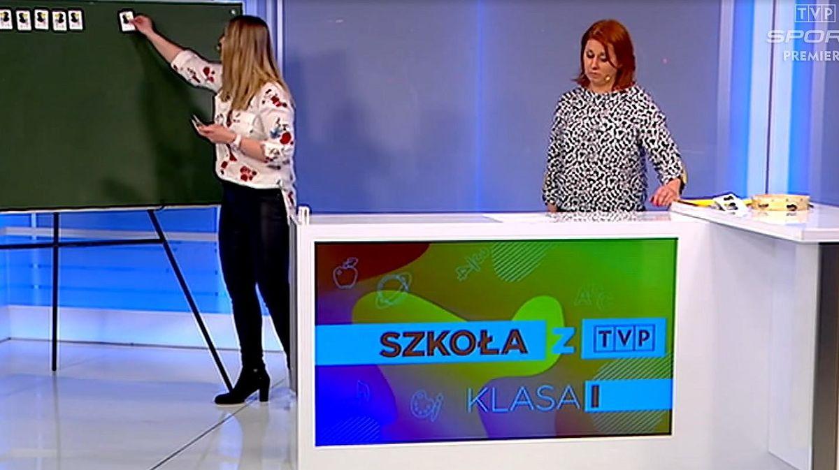 """""""Szkoła z TVP"""" - oświadczenie Telewizji Polskiej po fali negatywnych komentarzy"""