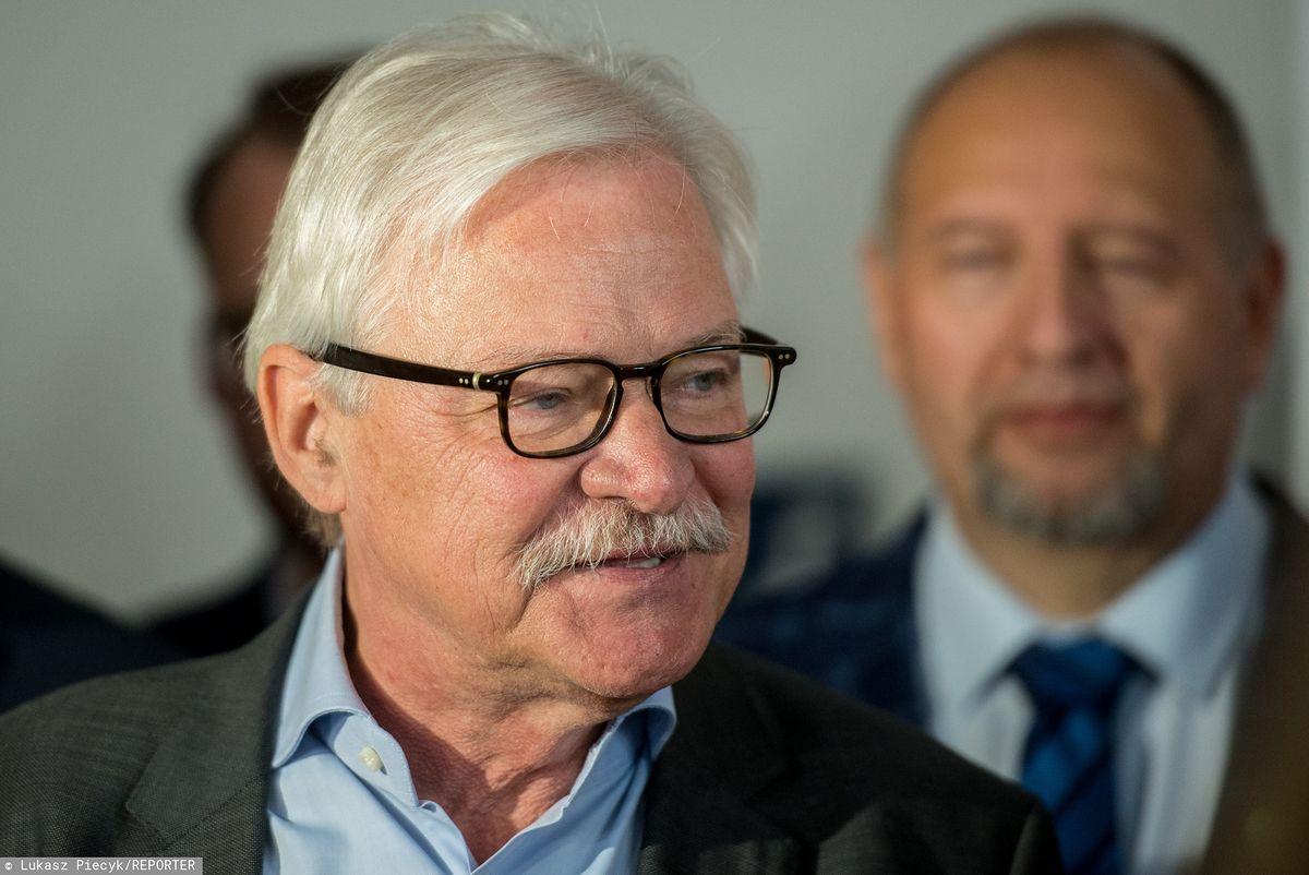 Tadeusz Zwiefka pracował w TVP. Teraz ujawnia swoje zarobki jako poseł