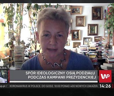 Spór o LGBT. Prof. Monika Płatek o Przemysławie Czarnku: przynosi wstyd i ujmę