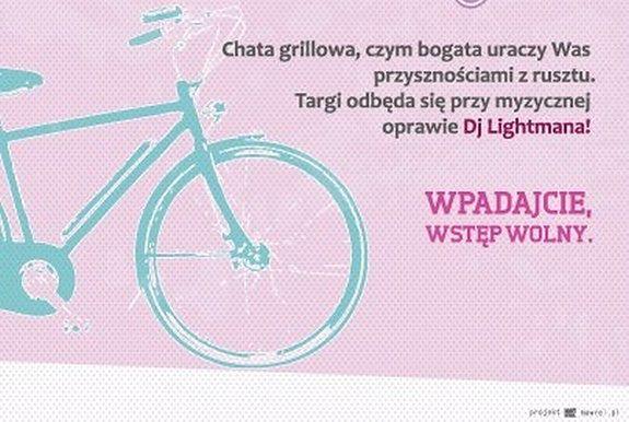 Bike, GriLL& ChiLL, czyli rowerem na Kępę!