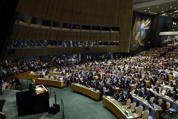Przemówienie Władimira Putina podczas 70. sesji ONZ