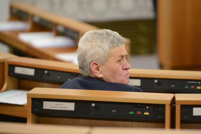 W styczniu Stanisław Kogut usłyszał zarzuty korupcyjne