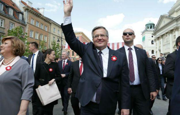 Bronisław Komorowski: Polska powinna się przygotować do przyjęcia imigrantów