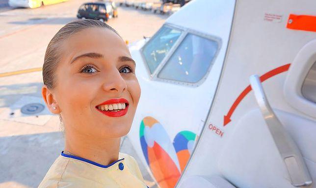 Samoloty tak łatwo nie spadają - wywiad ze stewardessą Olgą Kuczyńską