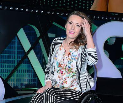 Monika Kuszyńska znów stanęła na nogi