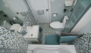 Praktyczna mini. Urządzamy małą łazienkę