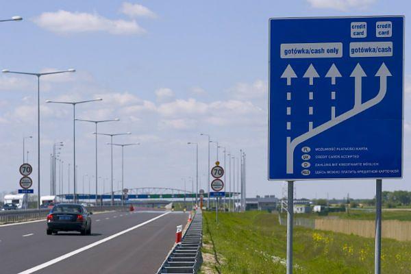 Przejazd Autostradą Wielkopolską z ceną jak na Zachodzie