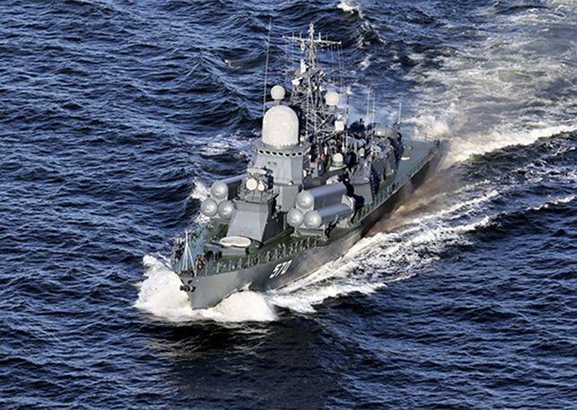 Duże manewry Rosji na Bałtyku. W akcji także lotnictwo morskie